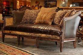 nice rustic leather sofa western themed leather sofa u2013 interiorvues