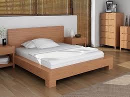 Platform Bed Modern Bedroom Dark Wood Platform Bed Modern Queen Bed Modern Bed