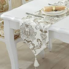 Gold Lace Table Runner Compare Prices On Table Runner Velvet Online Shopping Buy Low