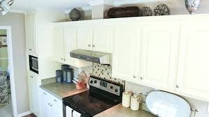 how to remove grease from kitchen cabinets removing kitchen cabinets removing the down opens up the kitchen