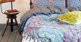 duvet urban outfitters bedding awesome bohemian chic bedding