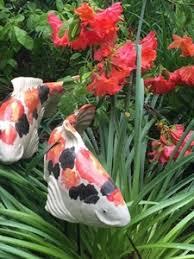 shop garden find garden sculpture buy fish garden