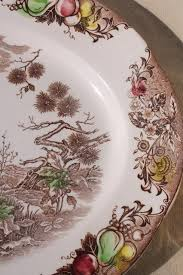 turkey platters thanksgiving japan transferware china turkey platter thanksgiving tom turkey