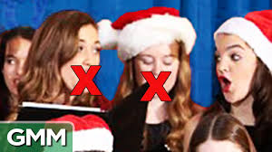 2 inappropriate christmas carols youtube