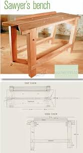 127 Best Workbench Ideas Images On Pinterest Workbench Ideas by Woodworking Bench Plans Bench Decoration