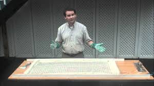 How To Make A Concrete Bench Top Concrete Countertop From Start To Finish Youtube
