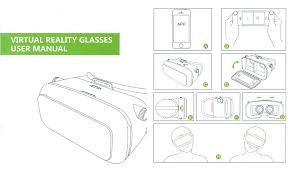 vr virtual reality glasses manual u2013 help u0026 support