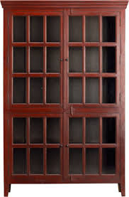 rojo tall cabinet crate and barrel