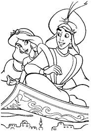 42 best aladdin coloring pages images on pinterest aladdin