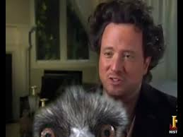 Giorgio A Tsoukalos Meme - ancient aliens know your meme