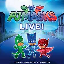 pj masks live u2014 santander arena u0026 santander performing arts center