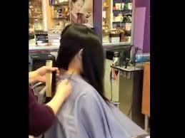 haircuts appropriate for navy women beautiful soldier women get haircut 4 navy youtube