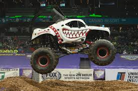 monster trucks jam first female canadian monster truck driver has need for speed