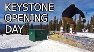 opening day keystone resort 2017 2018