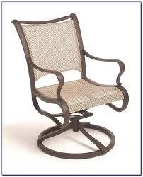 Wicker Rocker Patio Furniture - sling swivel rocker patio chairs patios home decorating ideas