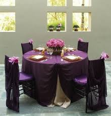 Wedding Linens The 25 Best Purple Tablecloth Ideas On Pinterest Plum Wedding