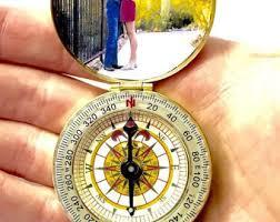 custom engraved lockets compass locket etsy