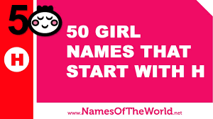 50 names that start with h the best baby names www