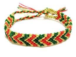 133 best crafts christmas friendship bracelet patterns images on