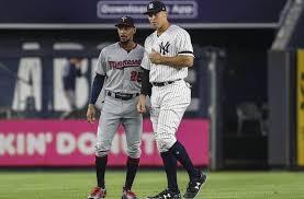 Yankees Prospect Showdown Aaron Judge Vs Gary Sanchez - yankees vs twins al wild card game matchups predictions keys to