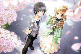 wallpaper anime lovers romantic couples anime wallpapers romantic wallpapers chobirdokan