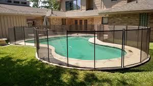 houston pool fence pricing best pool fence houston