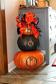 pumpkin topiary akm designs and delights glitter pumpkin topiary
