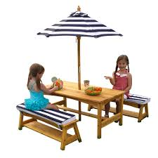 kidkraft nantucket 4 piece table bench and chairs set 40 kids table and 4 chair set metro kids table and 4 chairs set