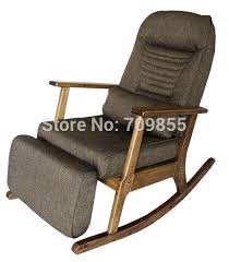 Folding Recliner Chair Leather Rocking Recliner Chair Find More Folding Chairs