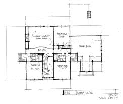 Second Story Floor Plans by Home Plan 1424 U2013 Now Available Houseplansblog Dongardner Com