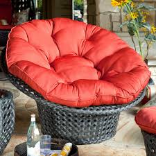 Round Back Patio Chair Cushions High Back Patio Chair Cushions Blazing Needles High Quality
