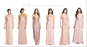 formal mismatched bridesmaid dresses coral bridesmaid