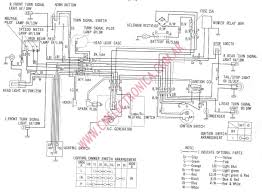 yamaha 1987 xvz1300 ignition circuit wiring diagram yamaha
