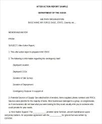ar report template after report template 9 free word pdf documents