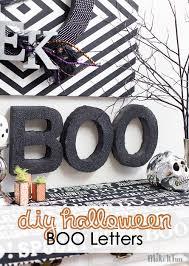 make it fun blog diy u201cboo u201d letters