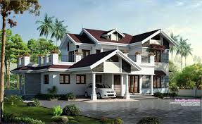 house design at kerala beautiful kerala house elevation at 2750 sq ft