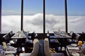 Skylon Tower Revolving Dining Room 360 Restaurant At The Cn Tower Le Restaurant 360 De La Tour Cn