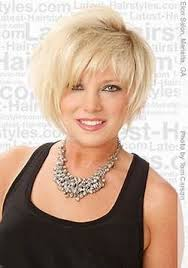hairstyles for plus size women over 50 special occasion resultado de imagem para short haircuts for women over 50 back
