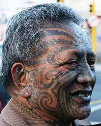 tā moko the traditional māori tattoo art