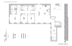 Nyc Brownstone Floor Plans No Fee Nyc Apartments Stellar Management Upper West Side The Paris
