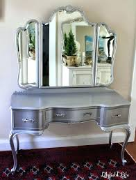 glass top vanity table glass makeup vanity picottephoto com