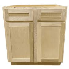 where to buy unfinished cabinets kitchen base cabinet unfinished poplar shaker style 33
