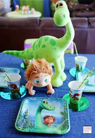 dinosaur party favors disney s the dinosaur party ideas soiree event design