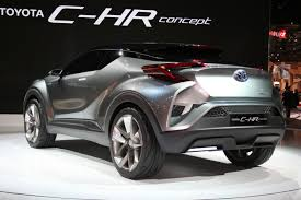nissan juke vs toyota chr toyota says c hr will debut at geneva 2016 shows concept in tokyo