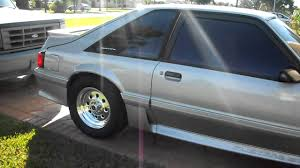 1990 mustang coupe for sale 1990 mustang gt 306 supercharged for sale walk around