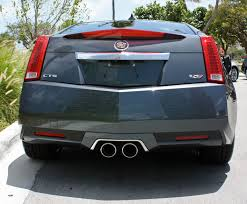 2011 cadillac cts and cts v coupes send a clear message cadillac