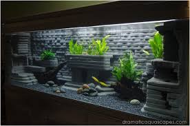 dramatic aquascapes diy aquarium background bob kyaw in the
