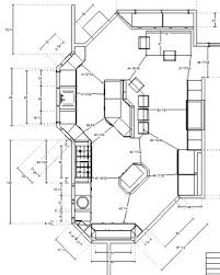 large kitchen floor plans your kitchen floor plan how to visualize the kitchen designer