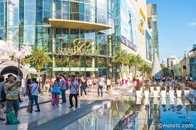 Make Up Di Bangkok siam paragon bangkok shopping centre