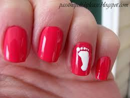 nail art baby feet art nailsart